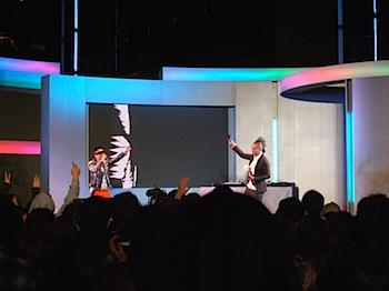 「MTV VIDEO MUSIC AWARDS JAPAN 08」キックオフイベントに参加