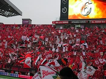 Jリーグ第3節 浦和レッズ v.s. アルビレックス新潟