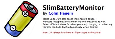 Slimbatterymonitor 1