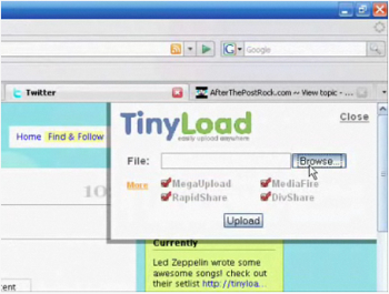 Tinyload Demo 2