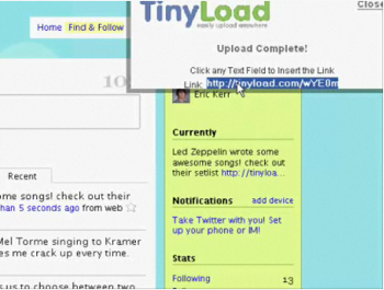 Tinyload Demo 4-1