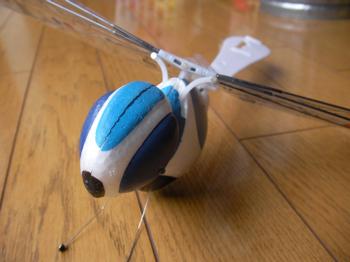 トンボ型ラジコン「FlyTech Dragonfly」レポート vol.3