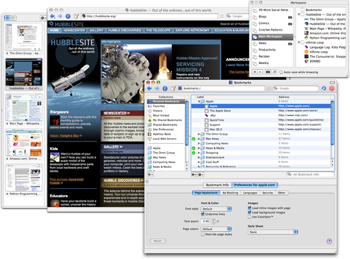 Images Applications Omniweb Screenshot