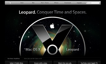 Apple Site Design1