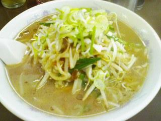 漫々亭のジャージャン麺
