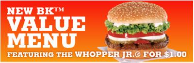 Burger King Restart