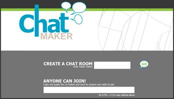 超簡単に作成できるチャットサービス「ChatMaker」