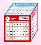 Cre8 Calendar