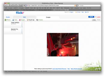Flickr Picnik12