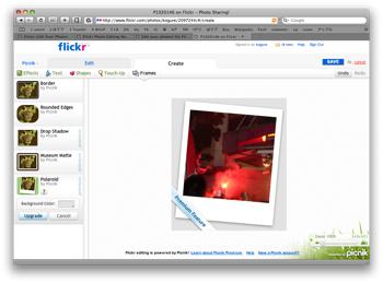 Flickr Picnik13
