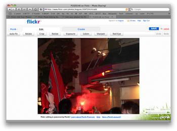 Flickr Picnik5