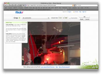 Flickr Picnik6