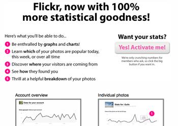 Flickr Stats 2