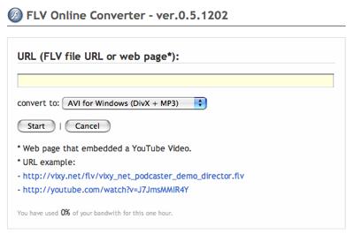 Flv Convert