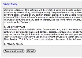 Google D2