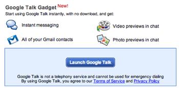 Googletalk 1