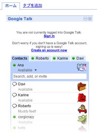 Googletalk P1