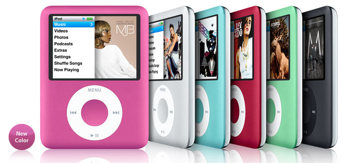 Ipod Pink11