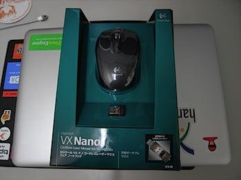 ロジクール「VX Nano」レビュー