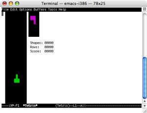 Mac Terminal Game2