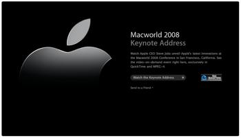 「Macworld 2008」で発表された製品のまとめ