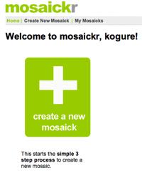 Mosaickr2