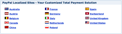 Paypal Localize
