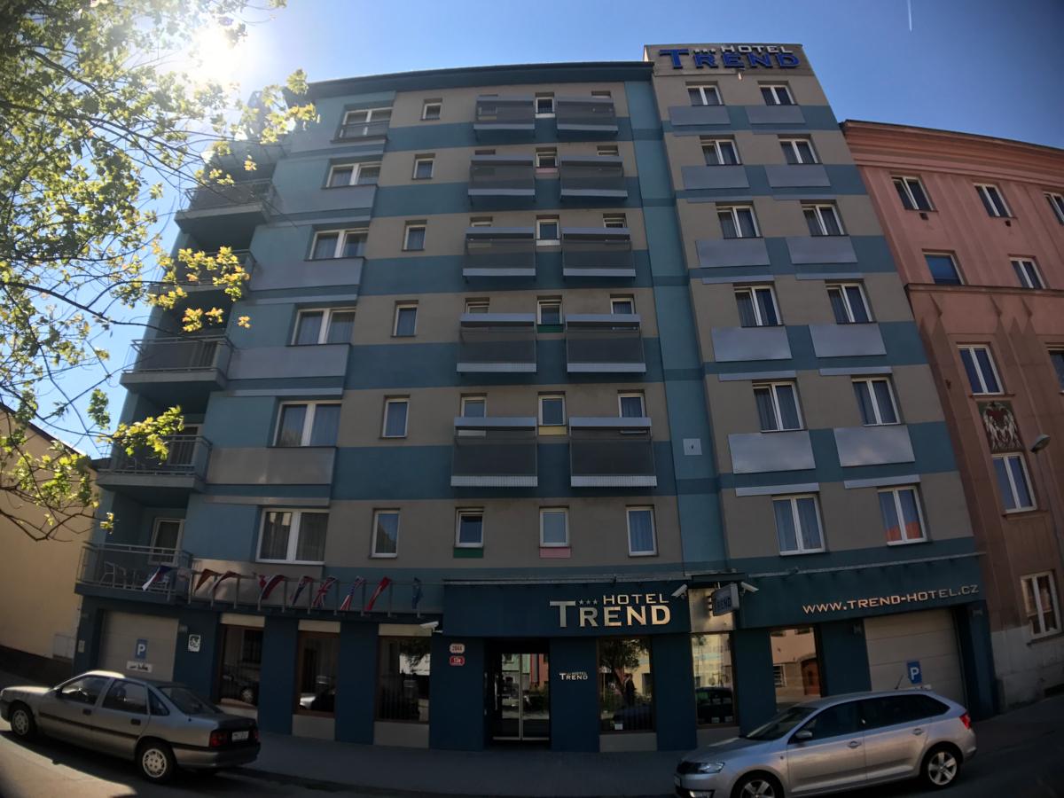 「HOTEL TREND」ピルスナービールの聖地 #プルゼニュ のホテル #チェコへ行こう #visitCzech