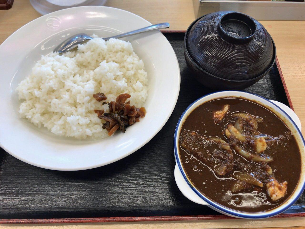 【美味】松屋の「ごろごろ煮込みチキンカレー」はザクザク玉ねぎカレーでもあるのだ!