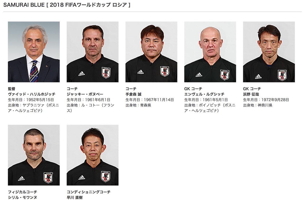 手倉森コーチ、サッカー日本代表から離脱か