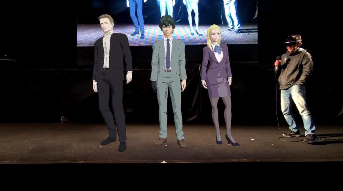 【Ingress】アニメ版「イングレス」キャラクタービジュアルが公開
