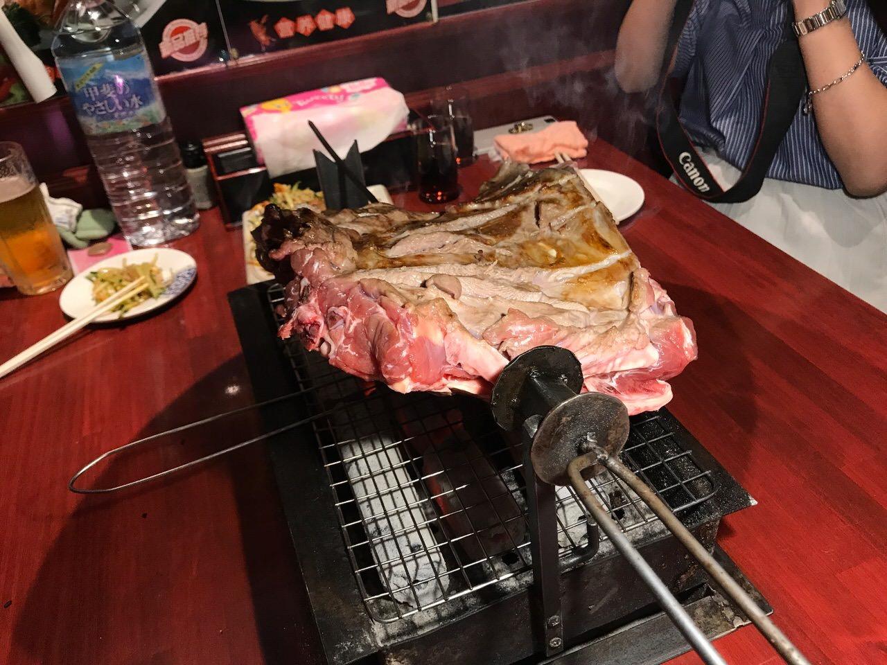 西川口 羊肉 小城