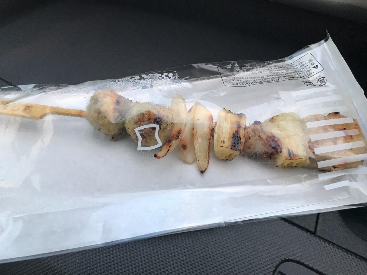 ローソン でか焼鳥 4種串