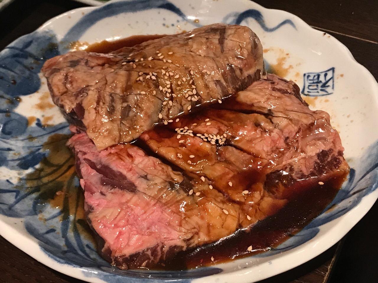 上野もと家 ハラミ 食べ放題 18