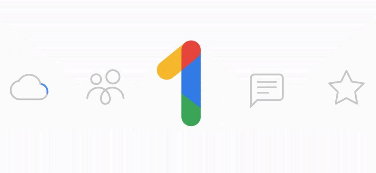 Googleドライブ有料版が「Google One」に改称