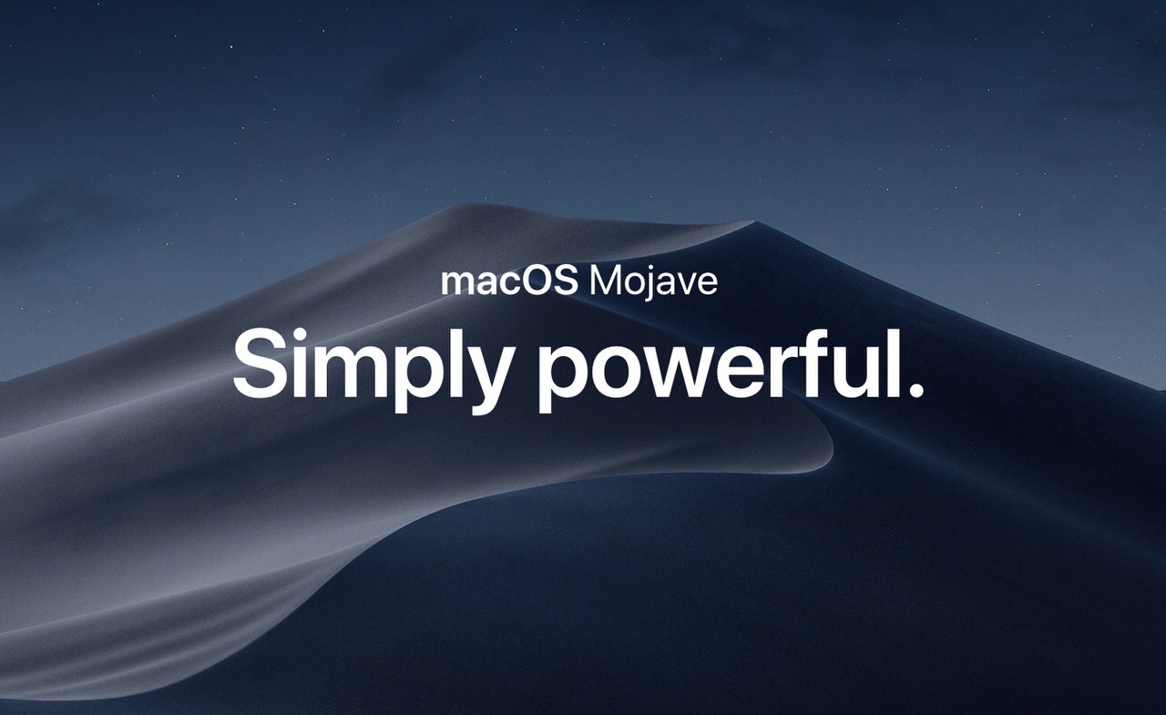 Apple「macOS Mojave(モハベ)」発表