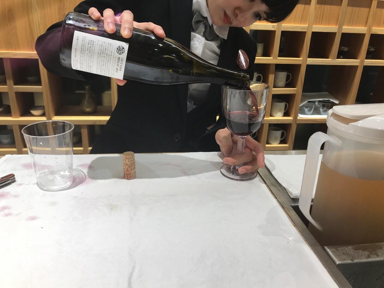 富山のワイン