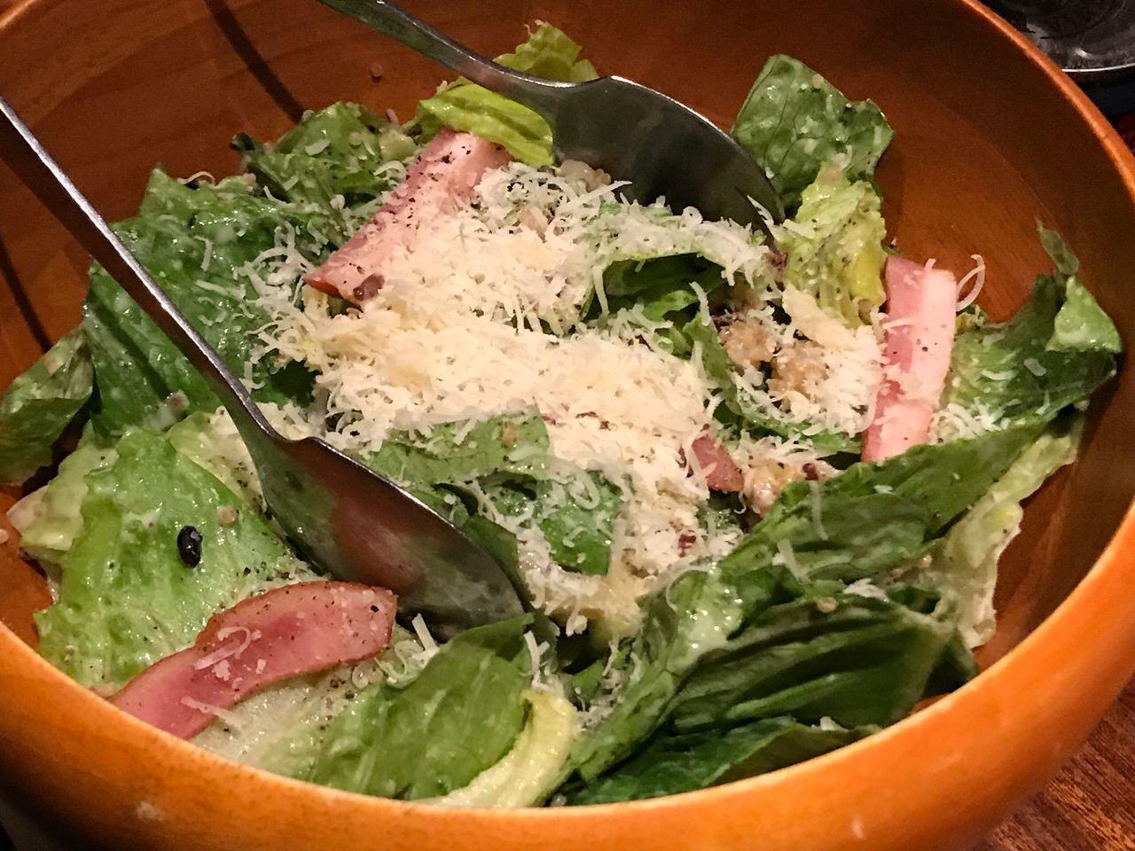 ディプント 池袋 サラダ