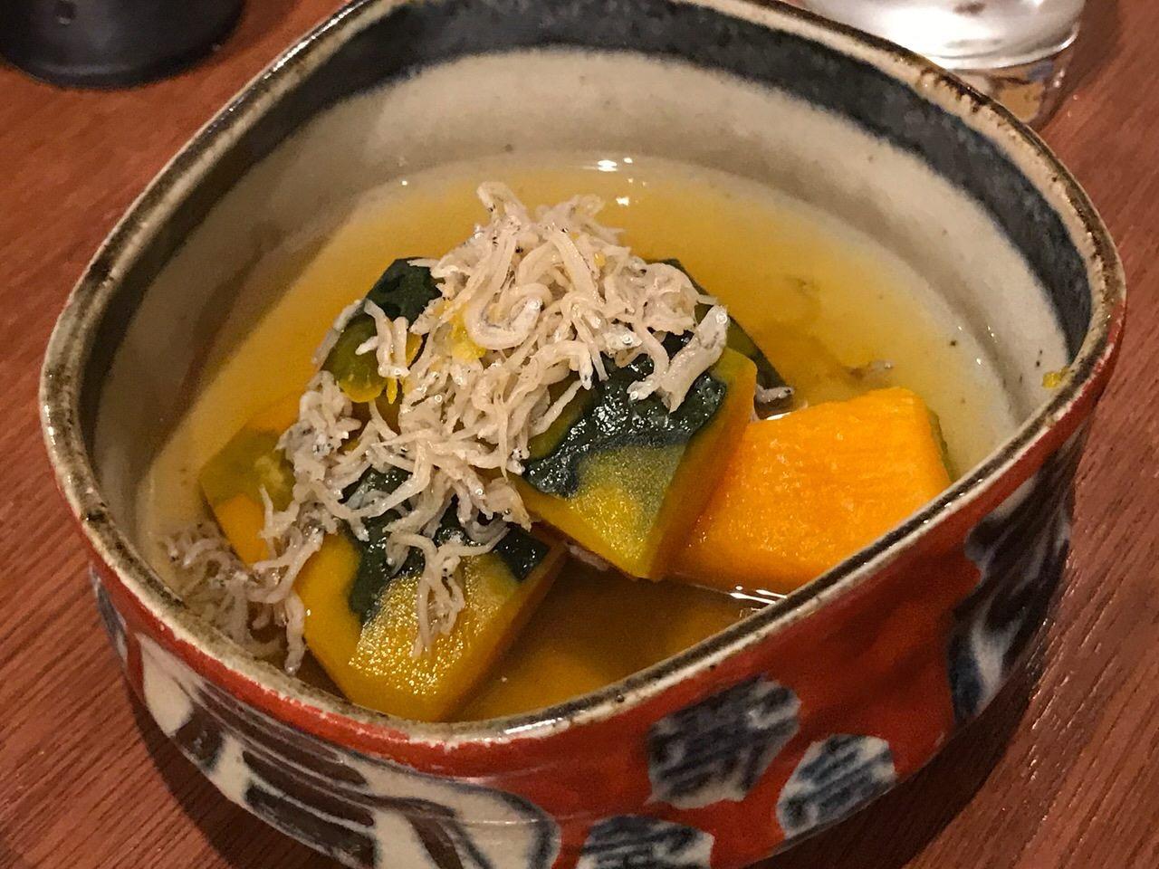 神楽坂 塩梅 料理
