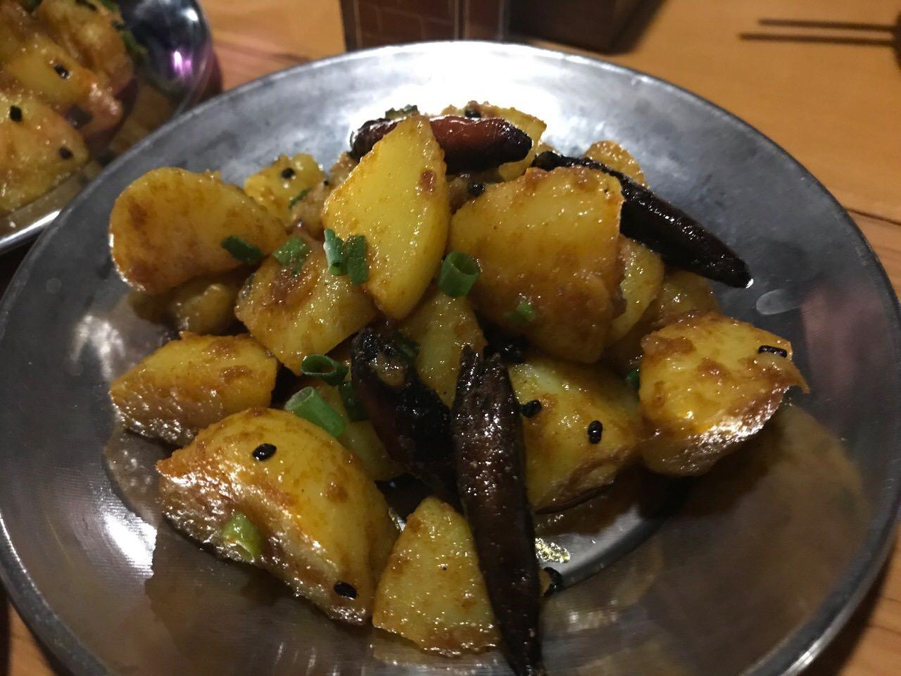 ネパール料理 アーガン 新大久保 20