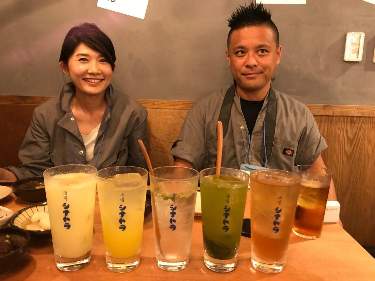 「酒場シナトラ 東京駅店」旬の食材が美味い赤星の呑める良き酒場【東京グルメゾン】