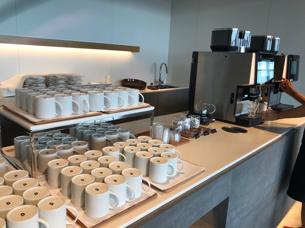 楽天ゴールドカード 空港ラウンジ コーヒー
