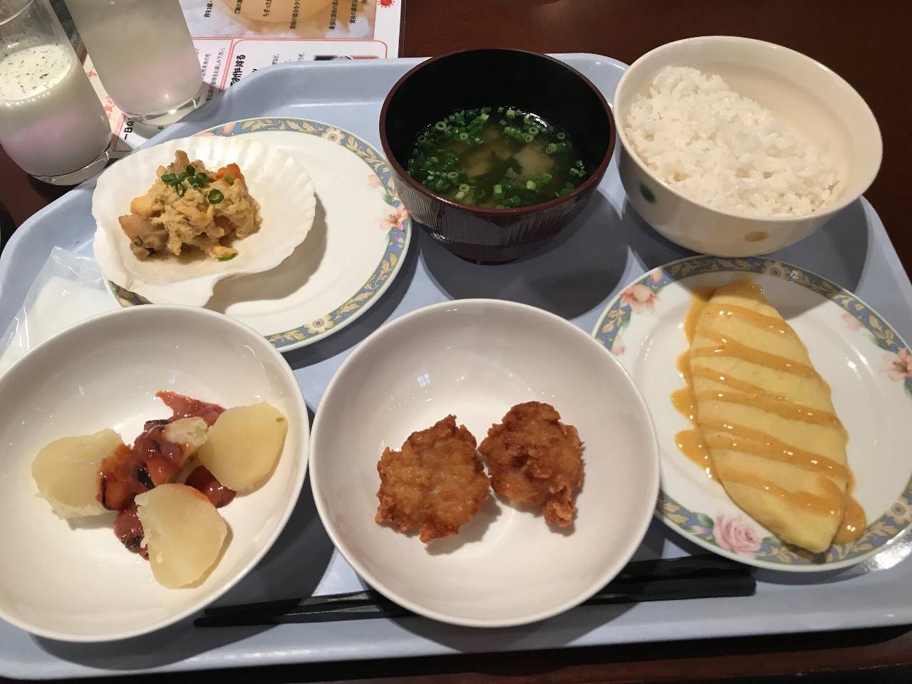 札幌 ホテル クラビー 朝食 14