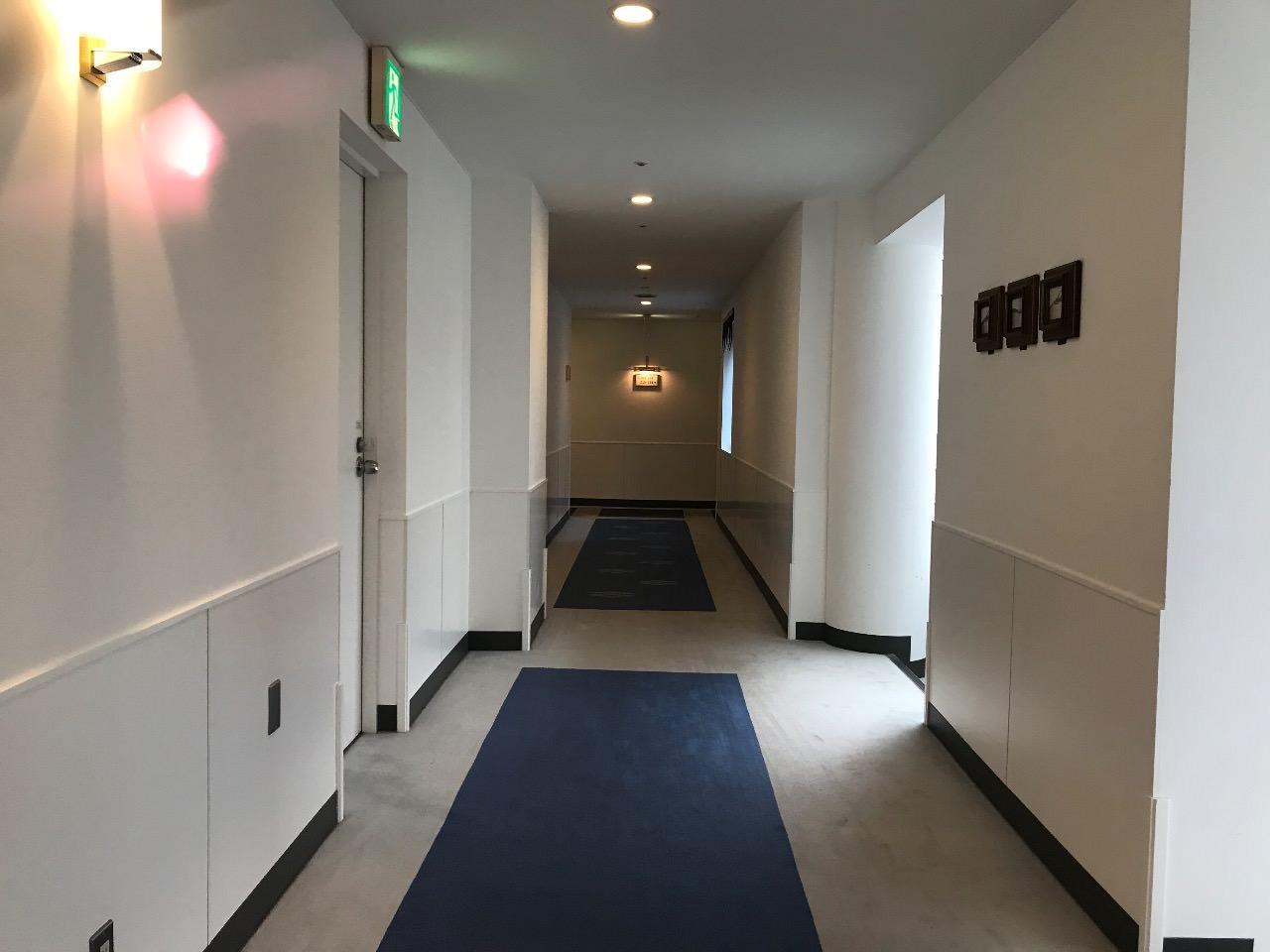 札幌 ホテル クラビー 館内