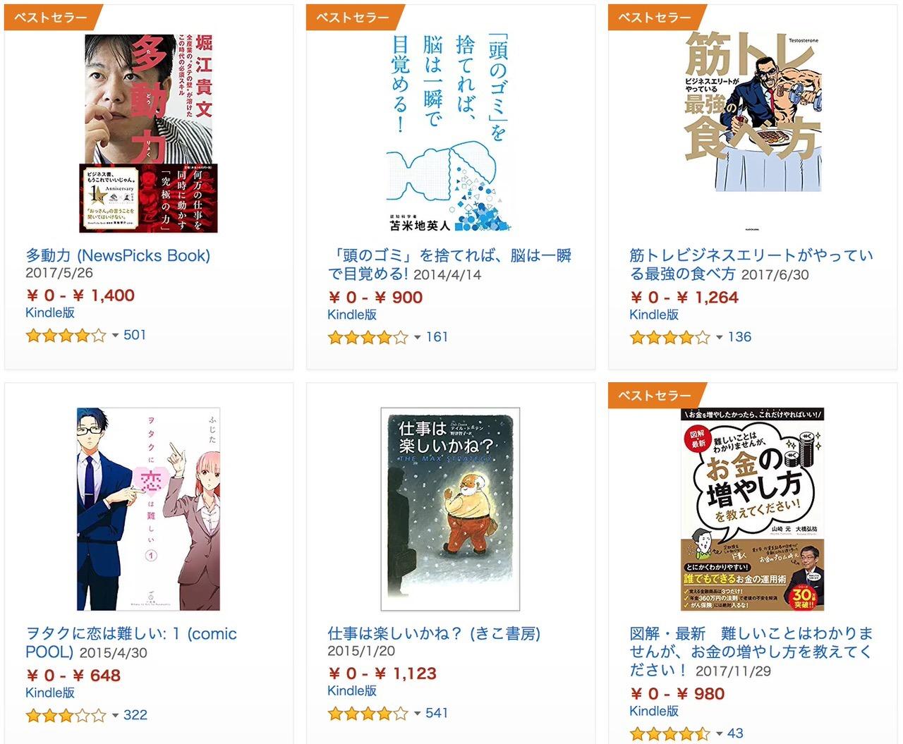 【Amazonプライム】「Prime Reading」を体験して100ポイントプレゼントキャンペーン(7/31まで)