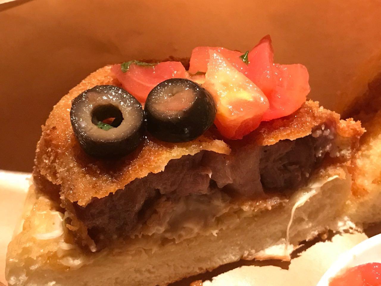 豚組食堂 猪豚バーガー サルサ