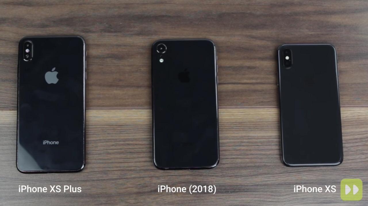 iPhone XSにそそられる!次期iPhoneのダミーユニットを撮影した動画が公開
