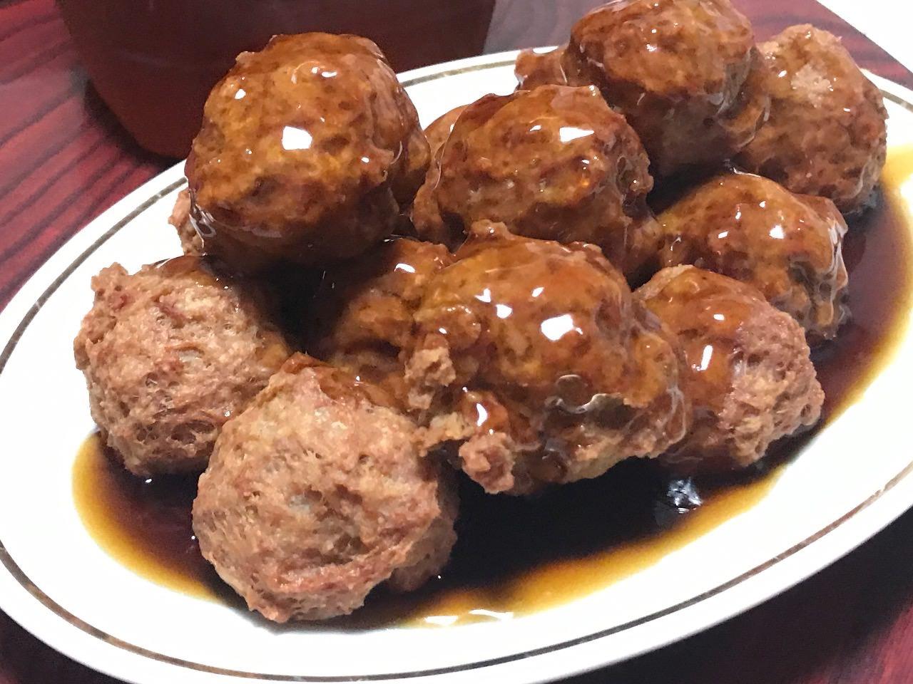 肉団子タレ
