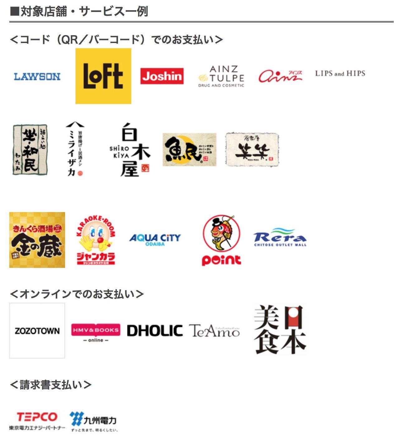 【LINE Pay】10%還元「Payトク」キャンペーンを開催(8/31まで)
