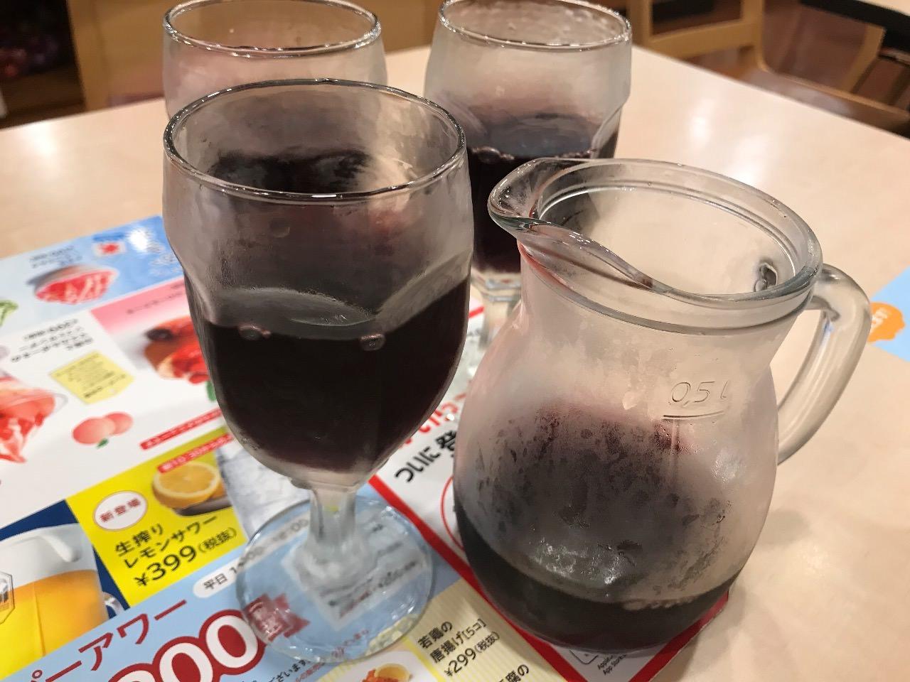 デカンタワイン